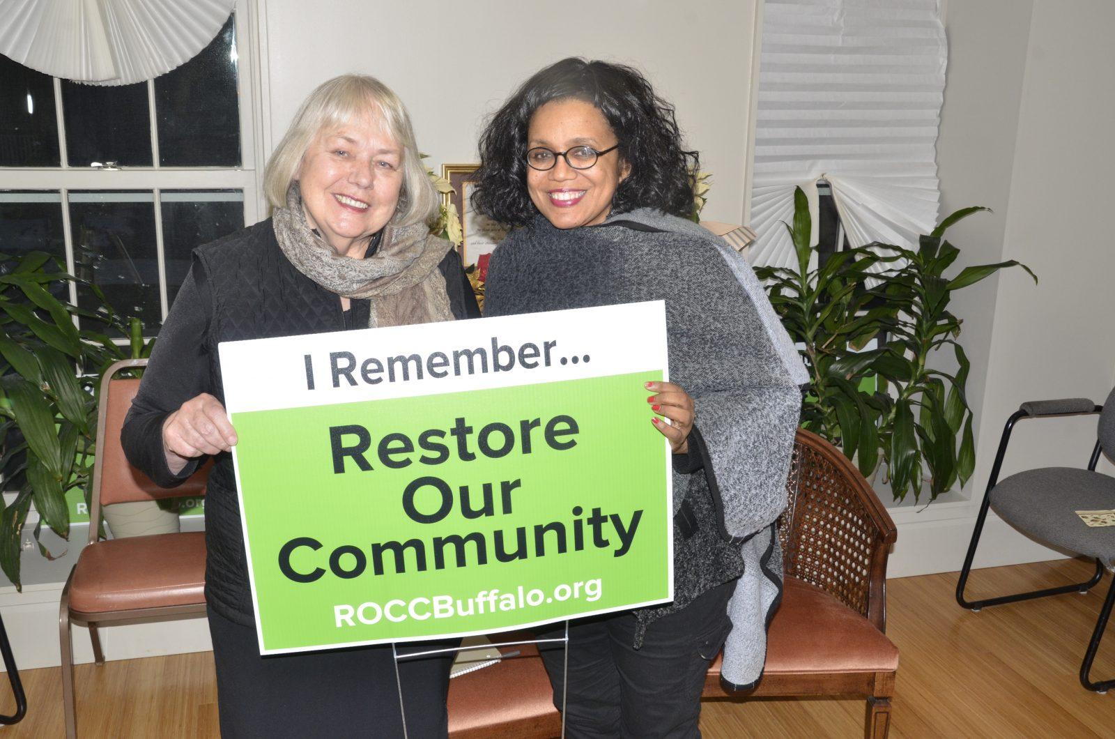 Restore Our Community Coalition (ROCC)
