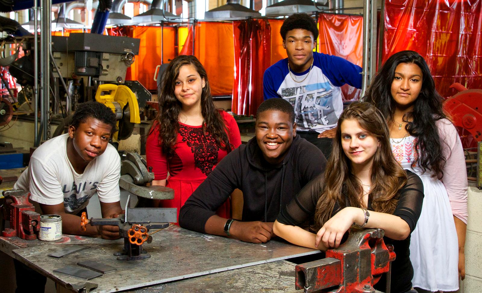 Burgard High School Advanced Manufacturing Program